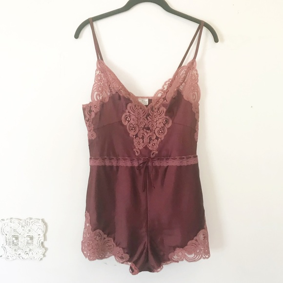 4018fb6c6e4dc Dior Intimates & Sleepwear | Vintage Christian Lingerie Lace Teddy ...
